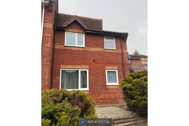 1 bed end terrace house to rent in Rushforth Place, Exeter EX4