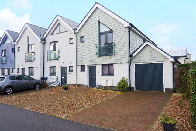 Thumbnail End terrace house for sale in Eirene Avenue, Goring-By-Sea, Worthing