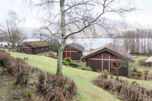 Thumbnail Bungalow for sale in Lodge 5, Lochside Lodges, Lochearnhead