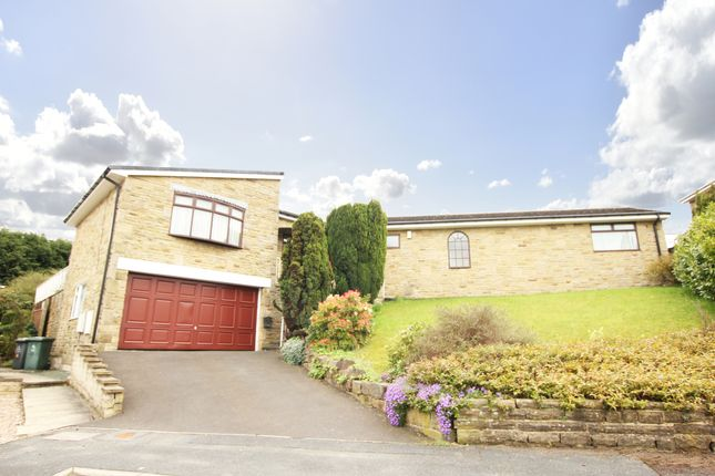 Thumbnail Detached bungalow for sale in South Bank Road, Batley