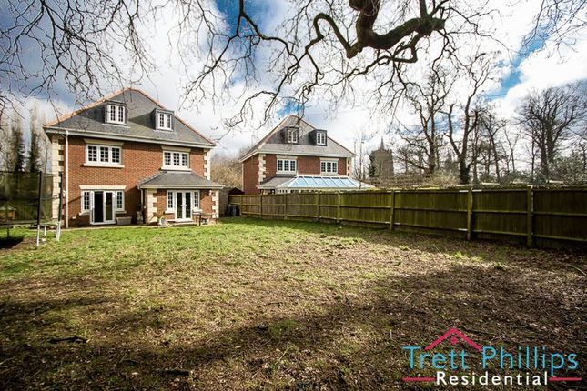 Thumbnail Detached house for sale in Norwich Road, Hethersett, Norwich