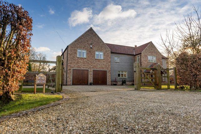 Thumbnail Detached house for sale in Chapel Lane, Newton, Wisbech