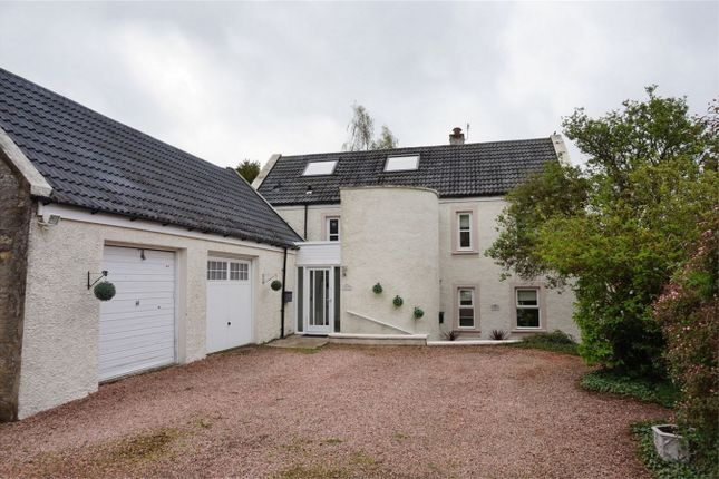 Thumbnail Detached house for sale in Treetops And Mossbrae, Main Street, Scotlandwell, Kinross-Shire