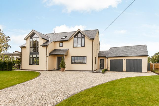 Thumbnail Detached house for sale in Fairview House, Chapel Lane, Churcham, Gloucestershire