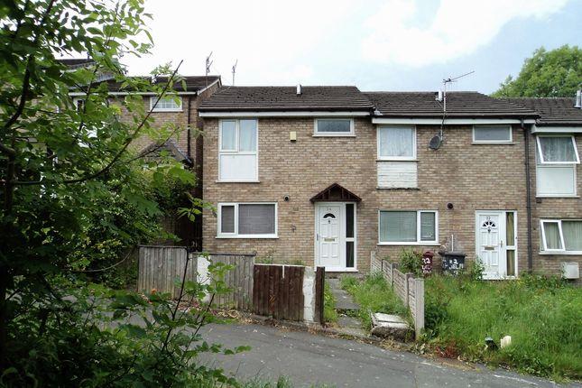 Thumbnail Terraced house for sale in Freeman Close, Delph Lane, Blackburn