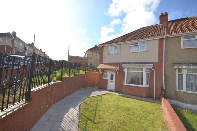 Thumbnail Semi-detached house to rent in Garden Suburbs, Trimsaran, Kidwelly