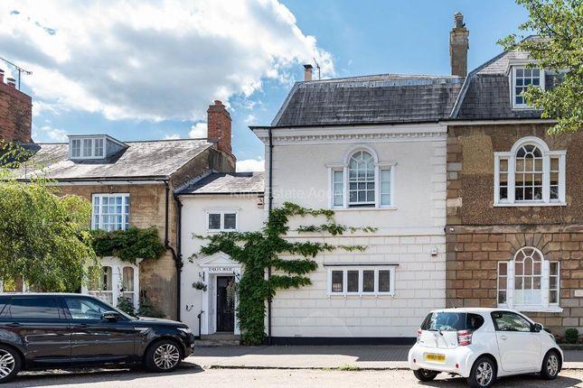 Front of High Street, Olney, Buckinghamshire MK46