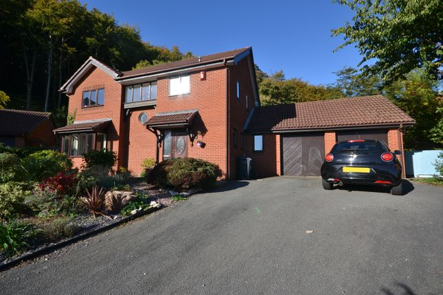 Thumbnail Detached house for sale in Trem Y Mor, Abergele