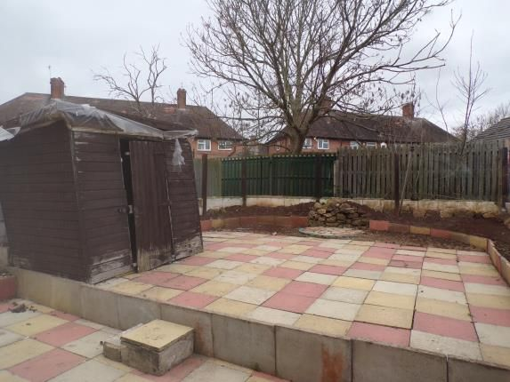 Garden of Denewood Crescent, Bilborough, Nottingham NG8