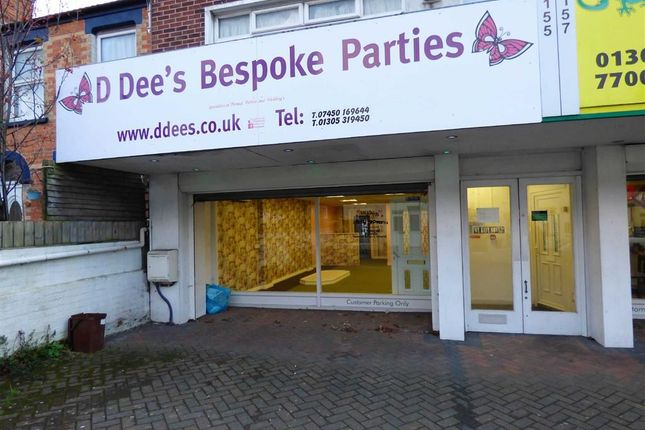 Retail premises for sale in Lloyd Terrace, Chickerell Road, Chickerell, Weymouth