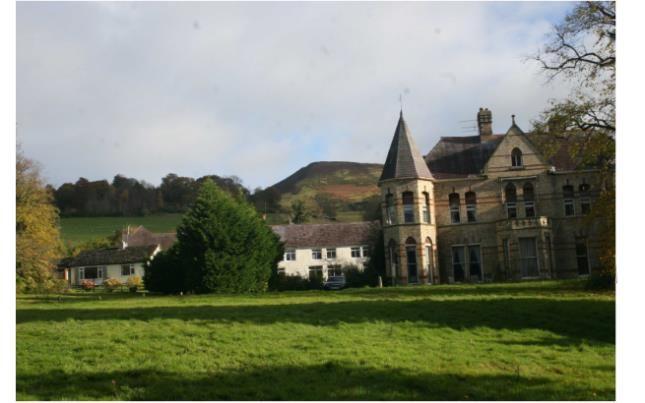 Thumbnail Land for sale in Llanbedr Dyffryn Clwyd, Ruthin, Denbighshire