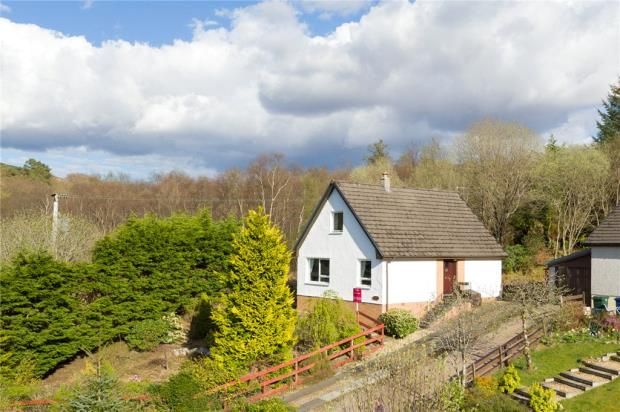 Thumbnail Detached house for sale in The Bay, Strachur, Cairndow, Argyll And Bute