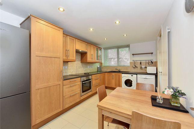 Kitchen of Thomas More Street, London E1W