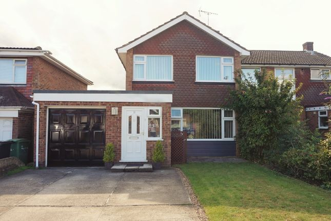 Thumbnail Semi-detached house for sale in Beacon Road, Lenham, Maidstone