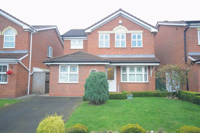 Thumbnail Detached house to rent in Searle Avenue, Castlefields, Stafford