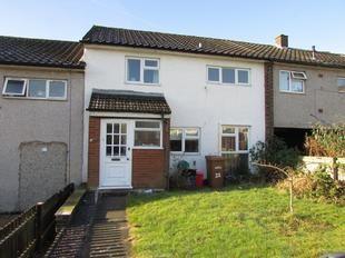 3 bed terraced house for sale in Bernhardt Crescent, Stevenage