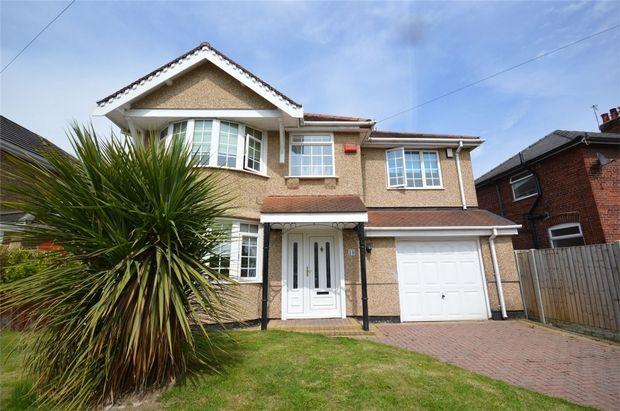 Thumbnail Detached house for sale in Feilden Road, Bebington, Merseyside