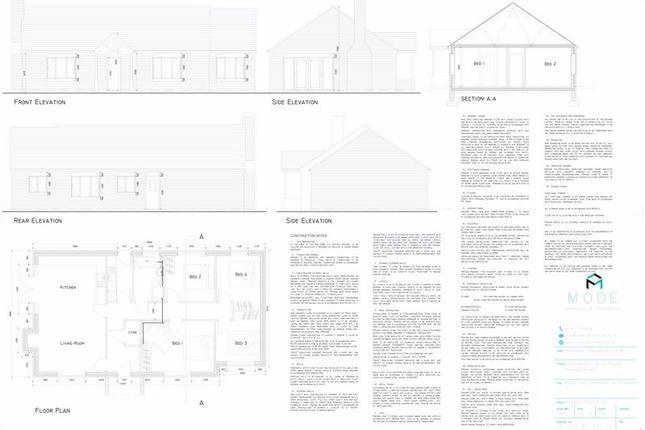 Thumbnail Detached bungalow for sale in Hillside Avenue, Endon
