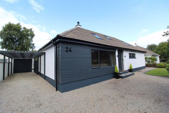Thumbnail 5 bed detached house for sale in 24, Lochardil Road, Inverness