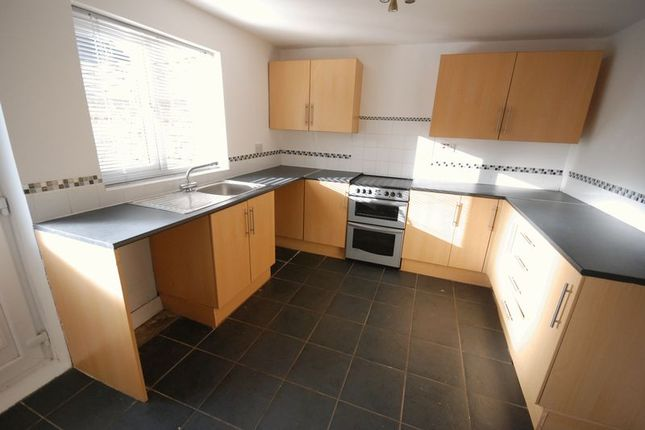 Thumbnail Terraced house for sale in Juliet Street, Ashington