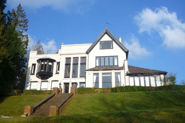 Thumbnail Flat to rent in Arlington Lodge, Monument Hill, Weybridge