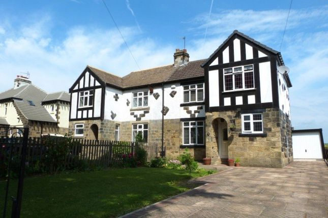 Thumbnail Detached house to rent in Hillcourt Drive, Bramley, Leeds
