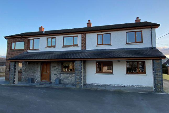 Thumbnail Detached house for sale in Lon Caron, Tregaron