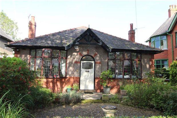 Thumbnail Bungalow for sale in Egerton Road, Preston