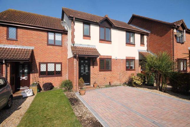 2 bed terraced house to rent in Catamaran Close, Warsash, Southampton SO31