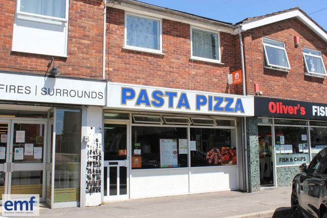 Thumbnail Commercial property for sale in Hillmorton, Rugby, Warwickshire