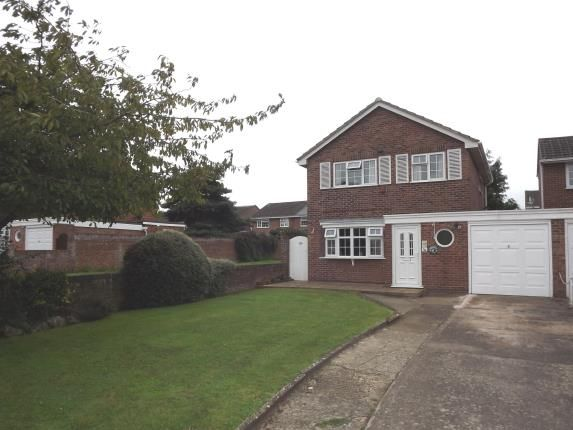 Thumbnail Detached house for sale in Hawk Close, Abbeydale, Gloucester, Gloucestershire