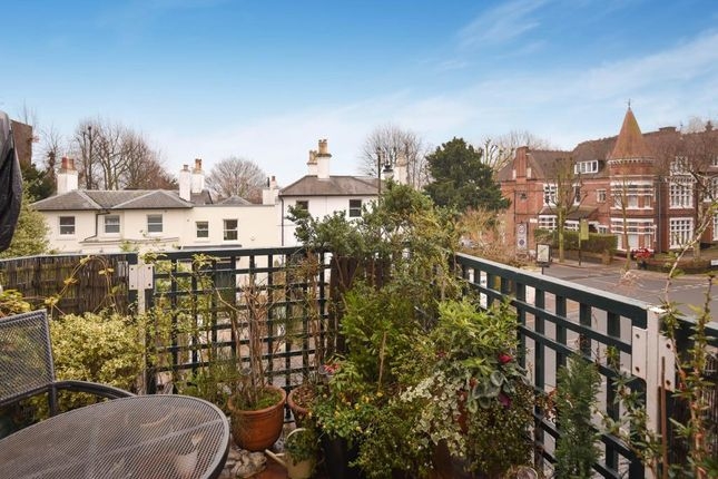 External View of Ridings Close, Highgate N6,