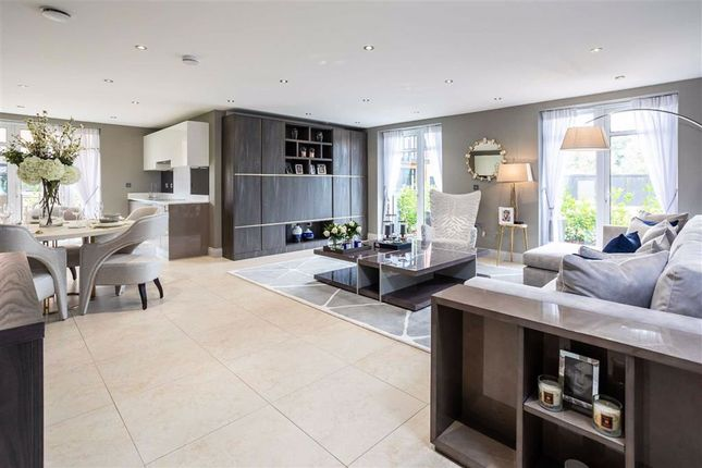 Thumbnail Flat for sale in Yale House, Royal Connaught Park, Bushey, Hertfordshire