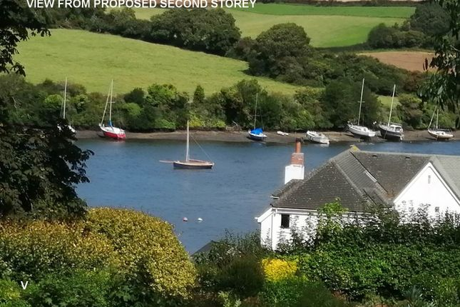 Thumbnail Detached bungalow for sale in Church Road, Mylor, Falmouth