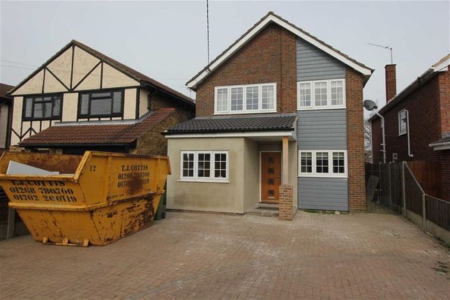 Thumbnail Detached house to rent in Mayfield Avenue, Hullbridge, Essex