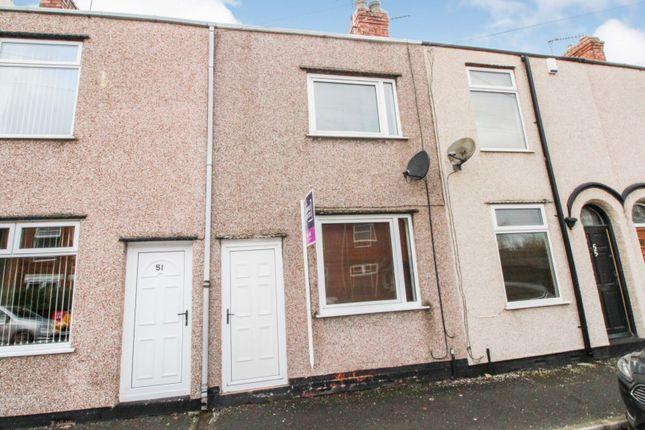 2 bed terraced house for sale in Henry Street, Grassmoor S42