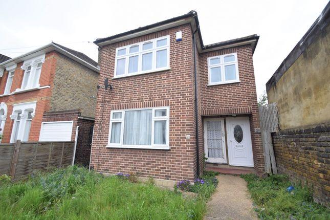 Thumbnail Flat to rent in Aberdour Road, Goodmayes, Essex