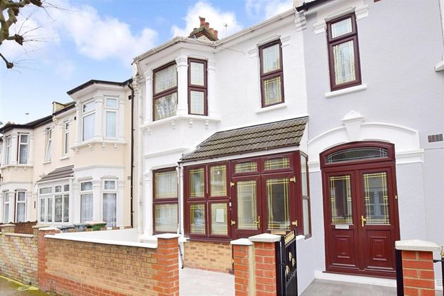 Thumbnail Terraced house for sale in Altmore Avenue, East Ham, London