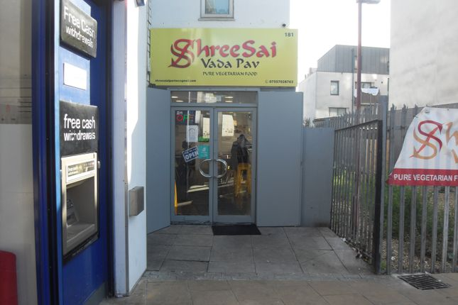 Thumbnail Restaurant/cafe for sale in Ealing Road, Wembley