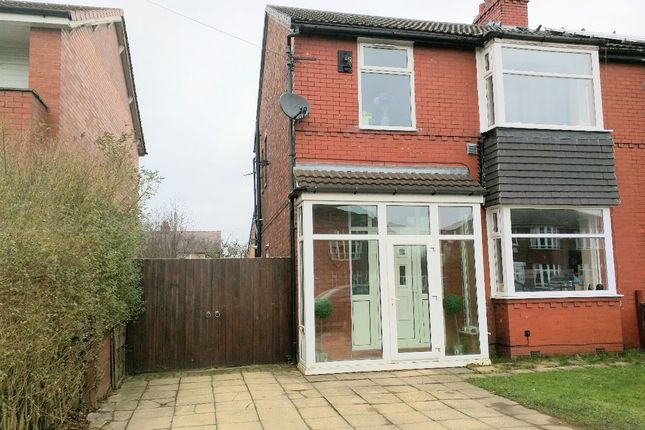 Thumbnail Semi-detached house for sale in Brown Lane, Heald Green, Cheadle