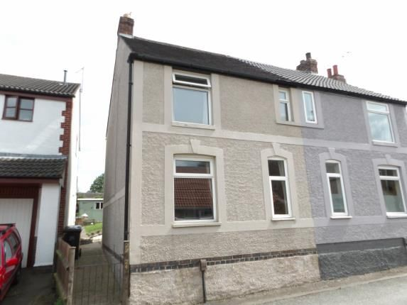 Thumbnail Semi-detached house for sale in Moorfield Place, Shepshed, Loughborough, Leicestershire