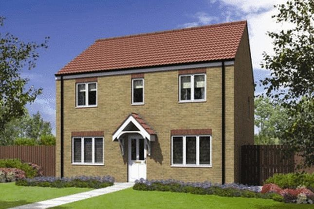 Thumbnail Detached house for sale in Plot 29 The Chedworth, Lumley Street, Castleford