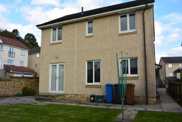 Rear View of Clayhills Drive, Dundee DD2