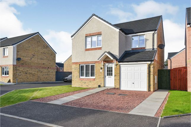 Thumbnail Detached house for sale in Beckett Drive, Glasgow