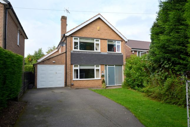 Thumbnail Detached house for sale in Deerlands Road, Wingerworth, Chesterfield