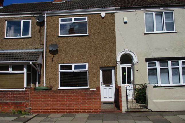 Thumbnail Terraced house to rent in Rowston Street, Cleethorpes
