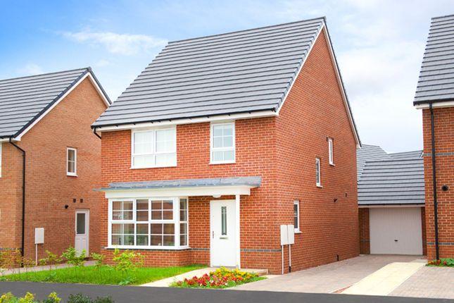 "Thumbnail Detached house for sale in ""Chesham"" at Monkton Lane, Hebburn"