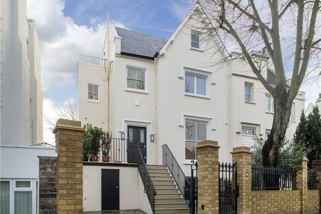 Thumbnail Semi-detached house to rent in Acacia Road, St Johns Wood, London