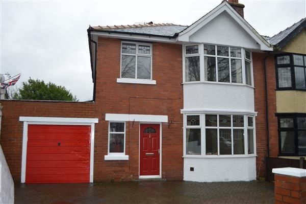 Thumbnail Semi-detached house to rent in Isleworth Drive, Chorley