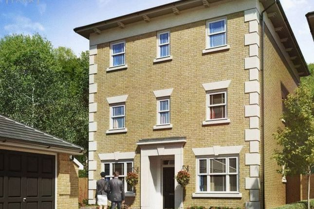 Thumbnail Detached house for sale in Kings Avenue, Royal Wells Park, Tunbridge Wells.